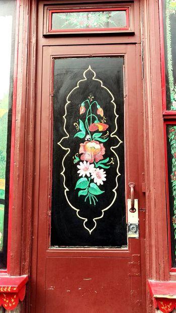 Petrograd restaurant - Door Doors Peinture Murale Russia россия