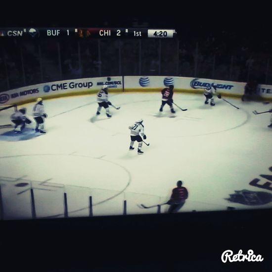 Hockey:)<3 Hello World