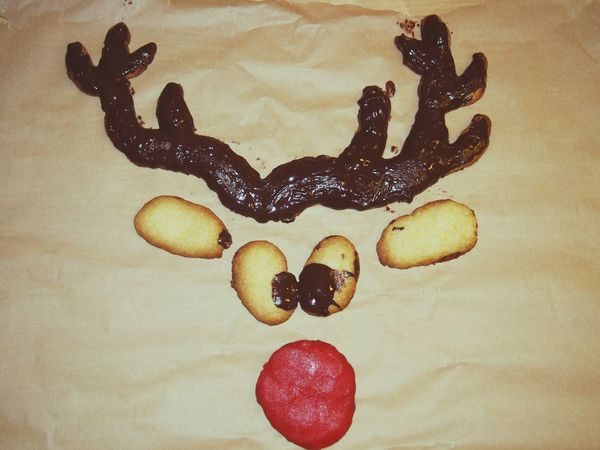 Cooky Snack Rudolph 🎅 Yummy