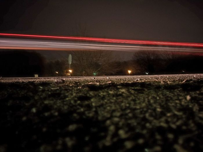 Light Car Gravel High Exposure Red Color Mobility In Mega Cities