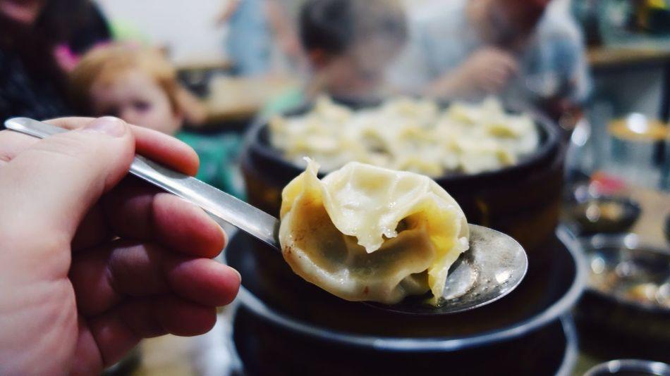 POV Eat Food China Chinese Food Steamed Dumplings Soup Dumplings Dumpling  ASIA