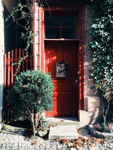 My Best Photo 2014 Weroamgermany DoorsAndWindowsProject Door Red