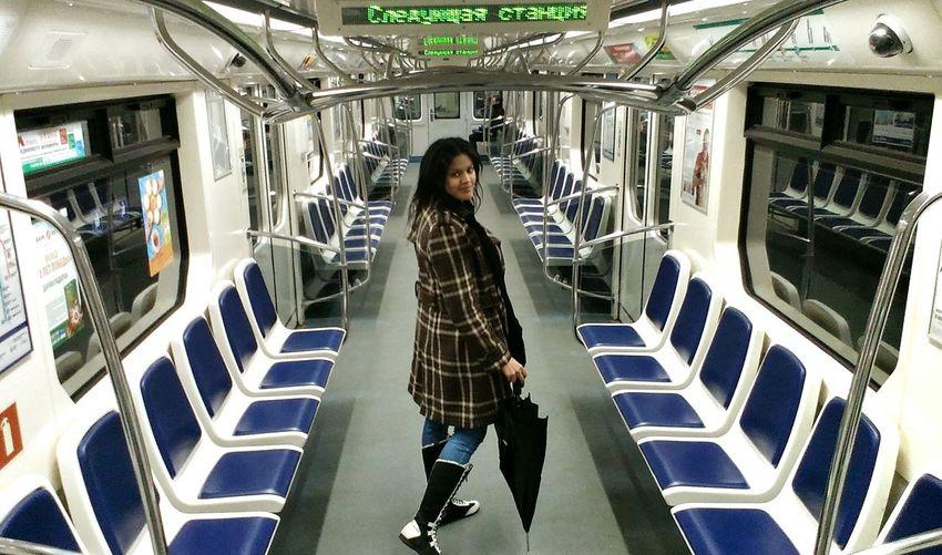 Portrait Metro