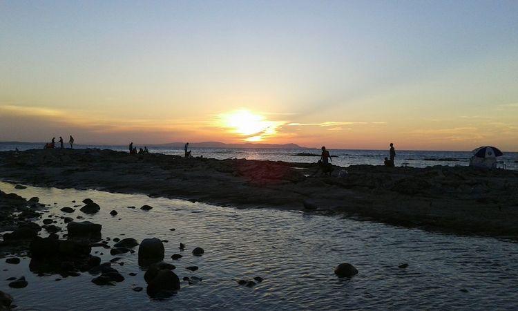 Bizerte Sunset Sea View Wilderness Feeling Cool