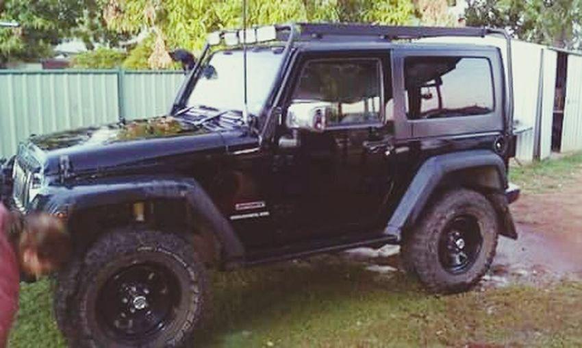 Jeep Wrangler  Clean Car
