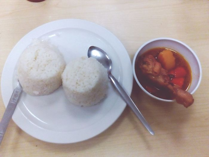 My World Of Food Seriously Really?  2 Cups Of Rice? LOL
