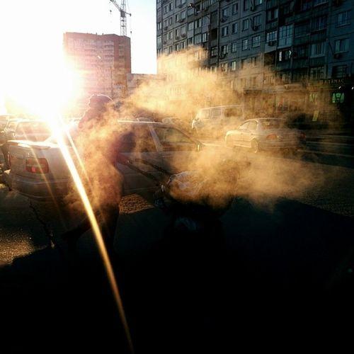 Доброе утро) Spring Fog Rnd Rosrov ростовнадону ростовлайф mblgrphy