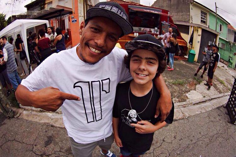 Meu irmão Gustavo