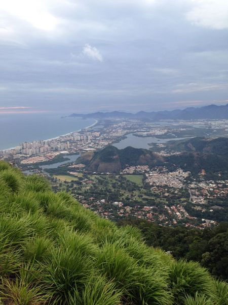 Barra Da Tijuca Vista da Pedra Bonita Rio De Janeiro Rio Cidade City Brazil Brasil