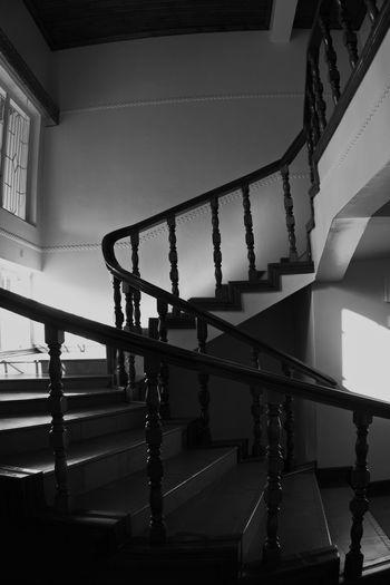Staircase Black