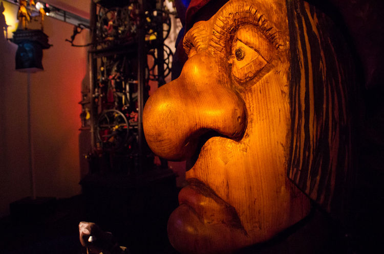 The Sharmanka Kinetic Theatre in Glasgow, wonderful automata artworks. Really worth a look if you're in the city. Art Automata Carvings Glasgow  Hidden Gems  Indoors  Kinetic Kinetic Sculpture With Shadow Machines Puppets With A String Russian Scotland Sculpture Sharmanka Kinetic Theatre Sj