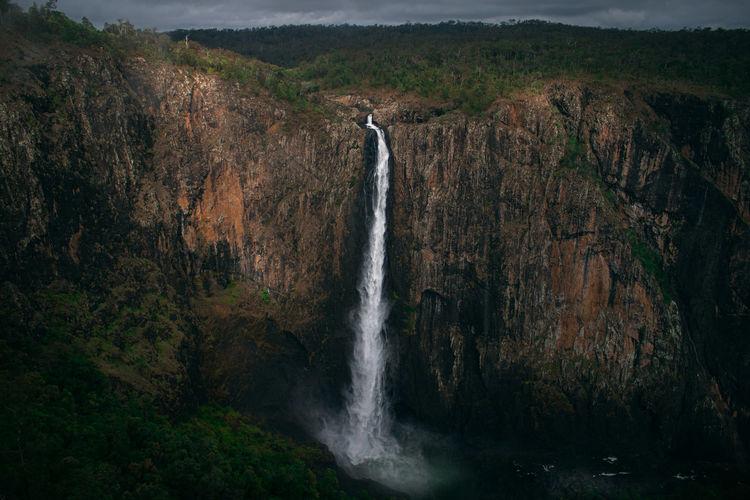 Highest waterfall in australia, wallaman waterfalls