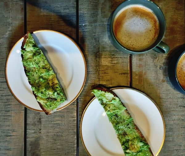 Healthy mornings Coffee Avocado Breakfast Veganfoodshare Veganfood Vegan Table Ready-to-eat Serving Size Directly Above Food Healthy Eating Bread Healthy Lifestyle Breakfast No People First Eyeem Photo