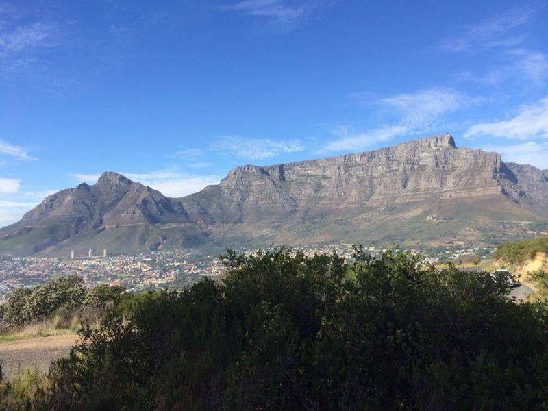 Cape Town Cityscapes Popular Photos Tablemountain