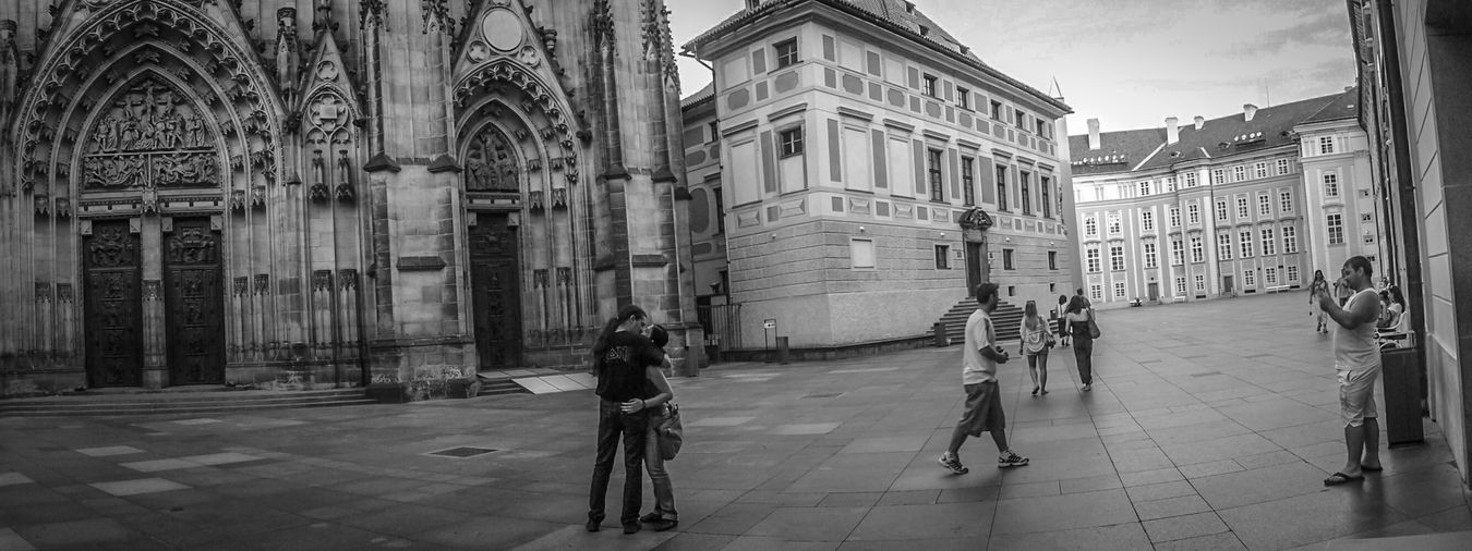 Feel The Journey Prague♡ Prague Castle Streetphotography Eyeem Prague Love Is In The Air Blackandwhite Walking Around Randomshot Beautiful Day Check This Out Travel Photography Enjoying Life Travelling Alone Olympus XZ-1