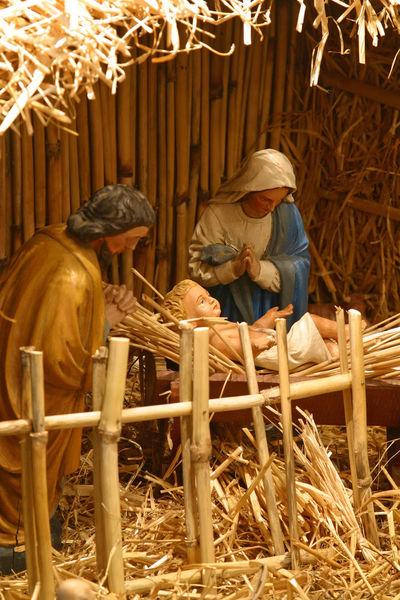 Nativity Scene, birth of Jesus Bethlehem Birth Christianity Christmas Creche Croatia Cultures Faith Family Holy Jesus Joseph Manger Nativity Peace Religion Religious  Sacred Saint Savior Spiritual Virgin Mary Worship
