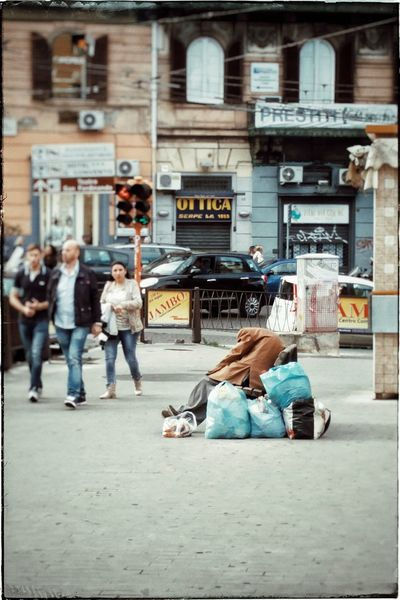 I figli della terra Napoli ❤ Streetphotography Street Photography Strada Uomini