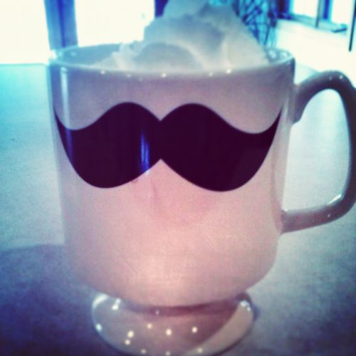 One Thing I Can't Live Without Coffee Mustache