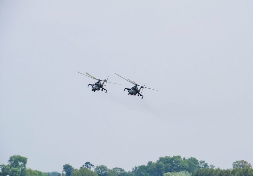 Mil Mi-24 Hind Army Military Hind Mi-24 Helicopter
