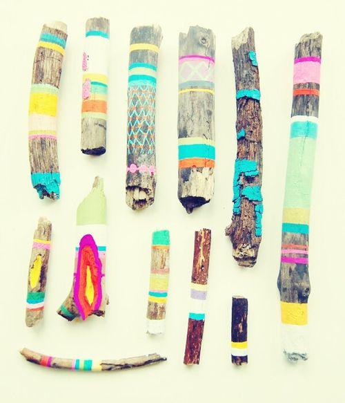 Painting Sticks