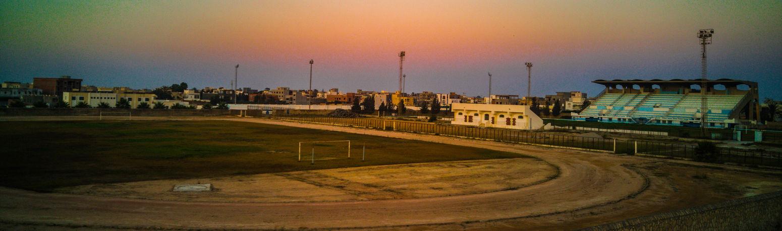Outdoors Sky Sport Nature No People City Day Sunrise Mahdia/Tunisia Tunisia