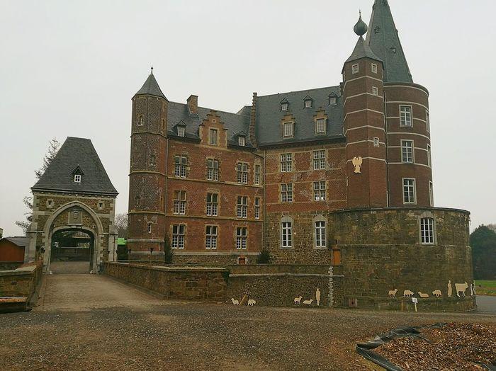 Built Structure Architecture Building Exterior Castle No People Outdoors History