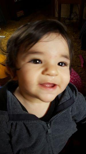 Hansom Little Man