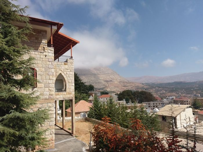 Ehden Lebanon Saturday Sun Saturdayadventures Architecture Outdoors Day Old Town LiveLoveLife Redroofs Brickhouses Stone&bricks Cedars Of Lebanon  1500m High