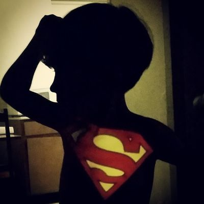 My little Superboy ! Shout out to @lady_chachi for providing the Superman s shield! Cute Adorable manofsteel