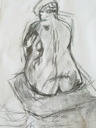 Graphite Art GraphitePencil Arts Culture And Entertainment Graphite person Female People Art And Craft Digital Composite Human Body Part Close-up Indoors  Sketch Real People Women Drawing - Art Product Beautiful Woman Representation Adult Creativity