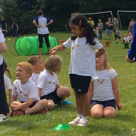 Amelia Miah Sports Day