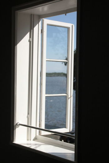 Open Window Lighthouse