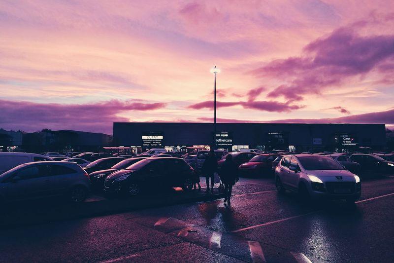 Cloud - Sky Sunset Outdoors Dramatic Sky Sky