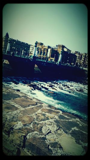 Mar Rio Urumea