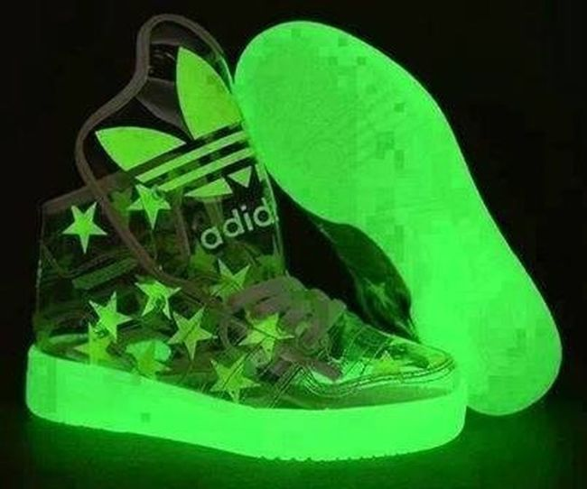 Shoes Neon Style