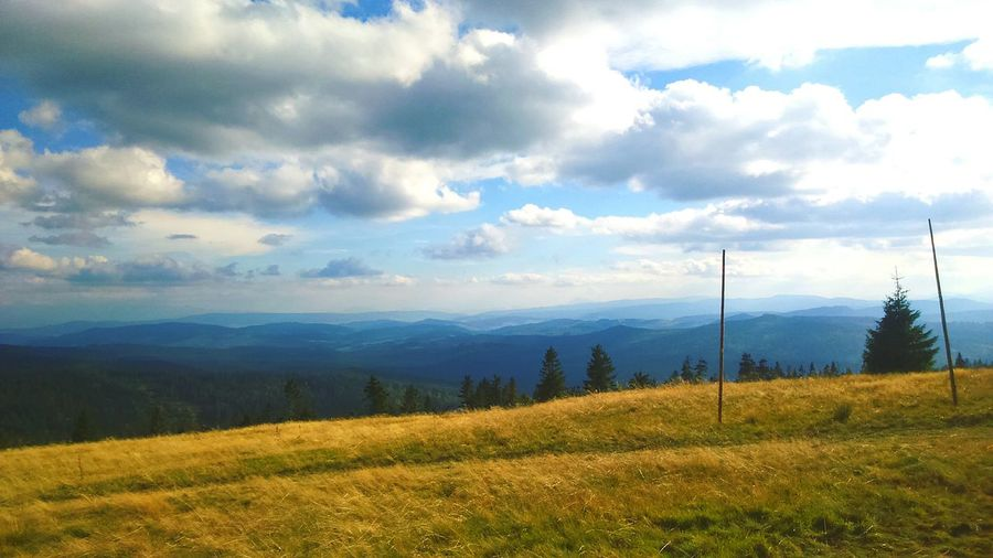 Mountains Nature Hiking Mountains And Sky Sky And Clouds Sightseeing Poland Poland 💗