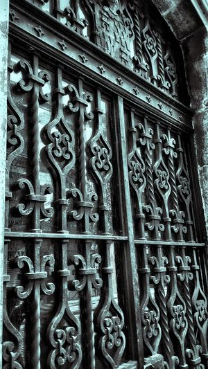 Door Pattern Design Full Frame Backgrounds Day No People Close-up Built Structure History Indoors  Architecture