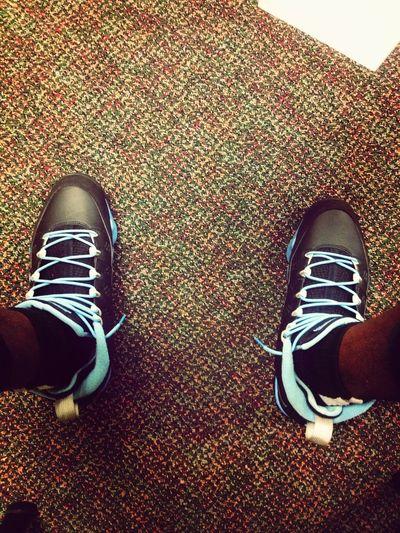 #KicksForToday