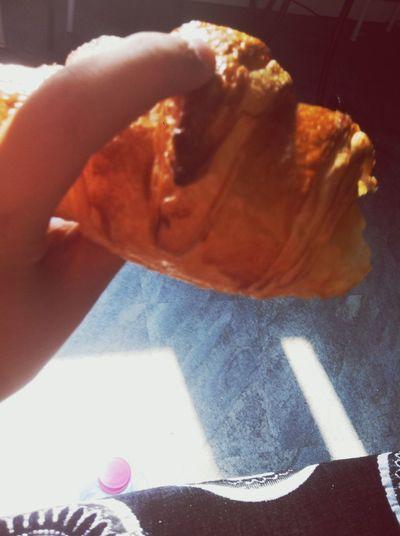So good Croissant Taking Photos Hanging Out Hi! Enjoying Life Hello World Follow Me On Twitter ❤