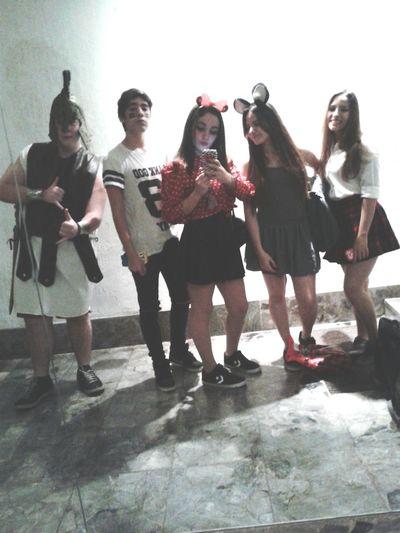 Los quiero♥ Friends Party