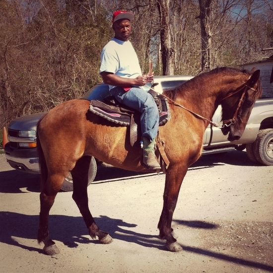 My Daddy On Beauty Taken A Ride