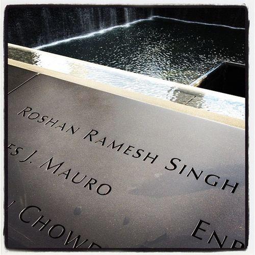 Roshan Ramesh Singh. #nyc #911victim #911memorial #sikh #singh NYC Memorial Newyork 911 Newyorkcity GroundZero Twintowers Sikh 911memorial Singh 911victim
