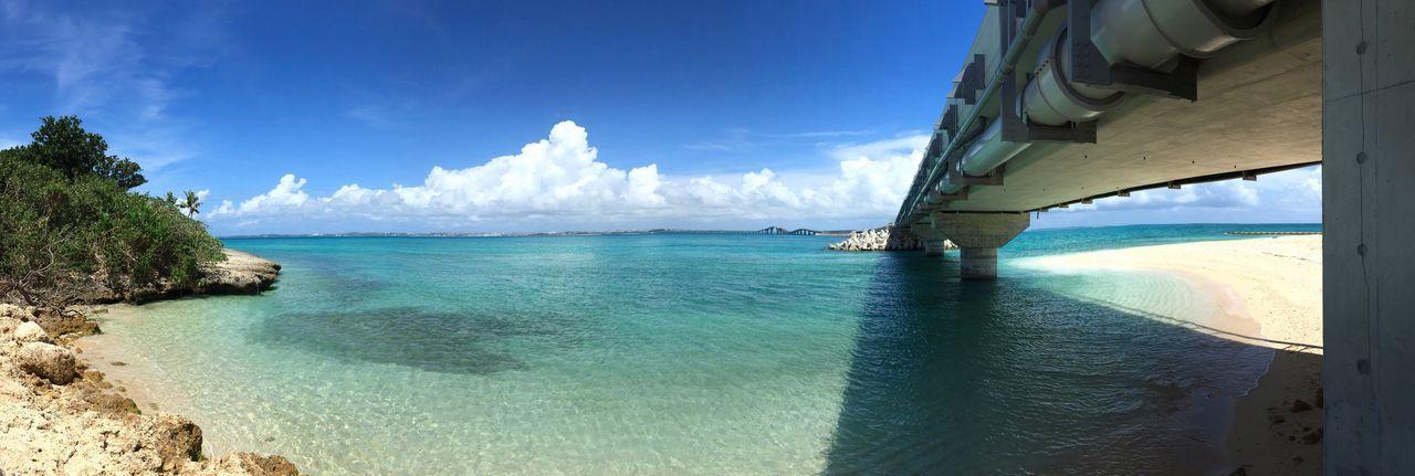 橋のたもと Okinawa