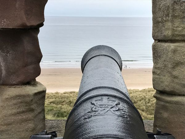 Cannon Weapon History Canon War Fort Water Military The Past Old-fashioned Day Nature Ancient No People Indoors  Sky