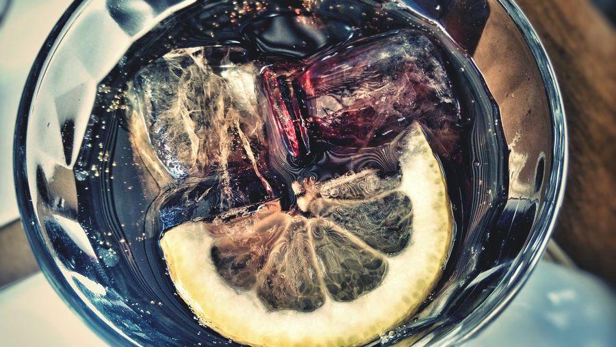 Refrescante🍹 Bebida Drink Drinking Glass Lemon Limon Hielo Refresco Soda Coke Cocacola Fresh On Eyeem  Crafted Beauty