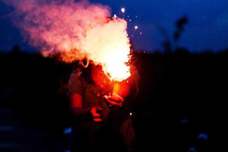 Night Burning