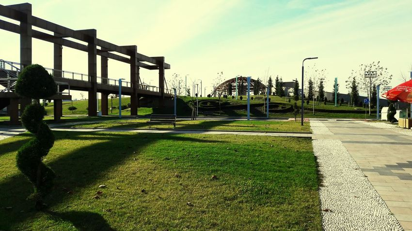No People Day Outdoors Sakarya Park Sky History
