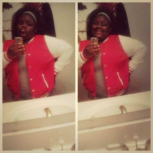 Being Me (: A Smile Makes Everything. Ducklips ♡ Etc .