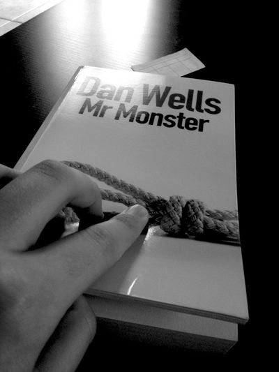 The Places I've Been Today DanWells Mr Monster