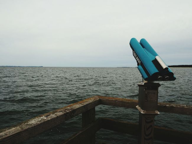 JezzyRabbitPhotography Sea Coin-operated Binoculars Water Telescope Beach Sky No People Discovery Day Horizon Over Water Outdoors Nature Close-up
